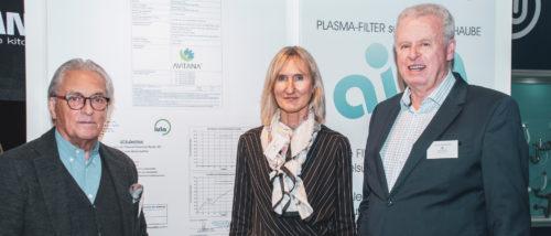 Avitana Luftfilter erhalten VDE Zertifikat für Ozon-freie Reinigung