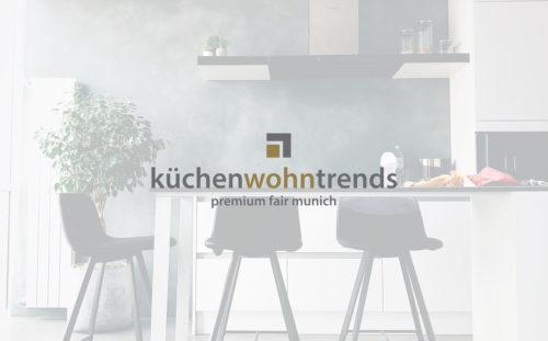 Messehinweis: Küchenwohntrends am 5. und 6. Mai in München